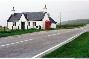Inchnadamph (NW Schotland, sep.2001 [oorspr. analoog])