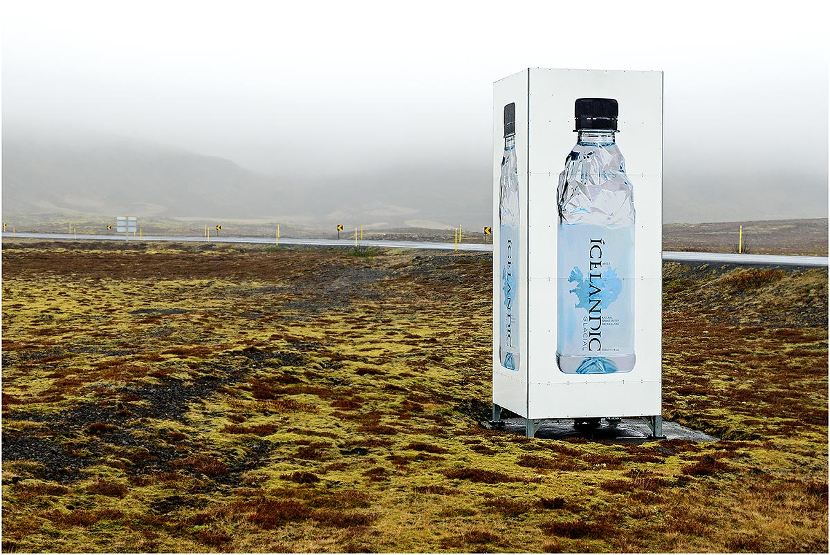 Omgeving Eyrarbakki (IJsland, mei 2016)