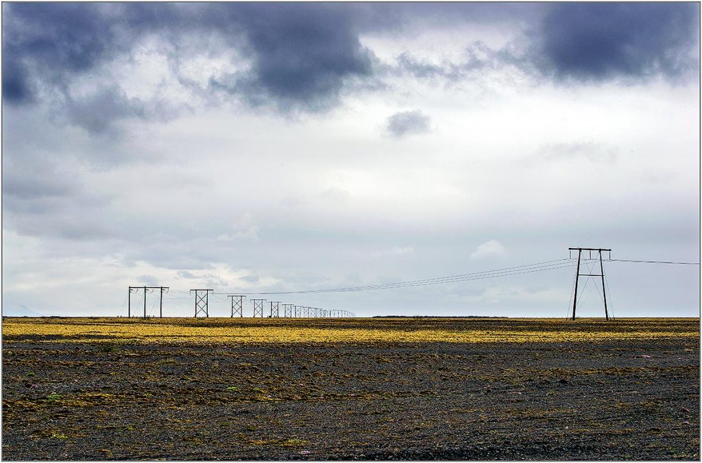 Omgeving Kirkjubæjarklaustur (IJsland, mei 2016)