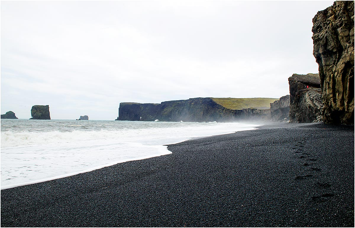 Dyrhólaey (IJsland, mei 2016)