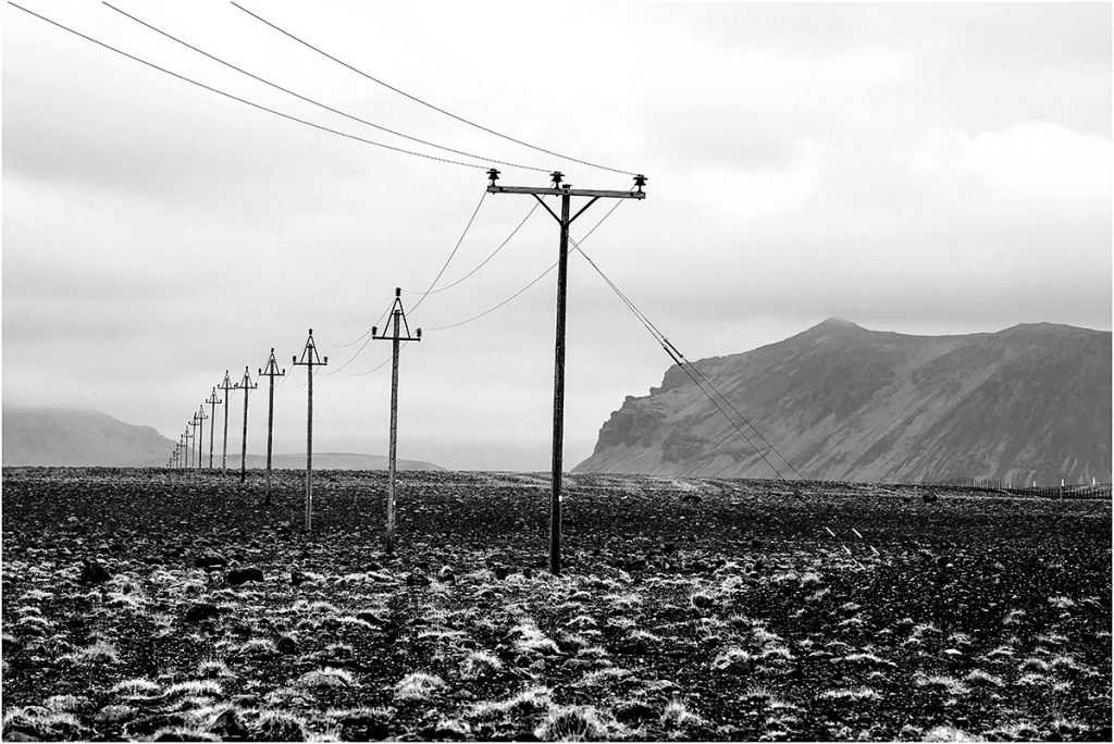 Omgeving Pétursey (IJsland, mei 2016)
