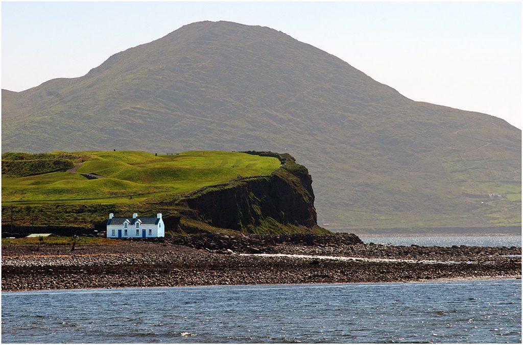 Ballinskelligs Bay, Waterville, (schiereiland Iveragh) County Kerry (Ierland, sep.2012)