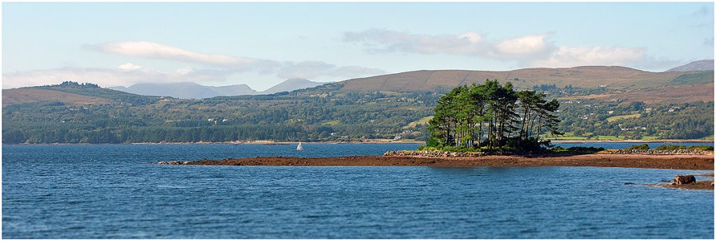 Kenmare Bay, County Kerry (Ierland, sep.2012)