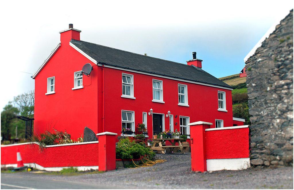 Dingle (schiereiland), County Kerry (Ierland, sep.2012)