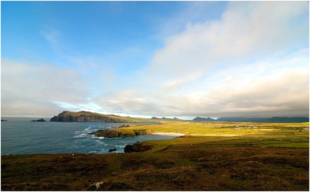 Ballyoughteragh / Feaght Rock (schiereiland Dingle), County Kerry (Ierland, sep.2012)