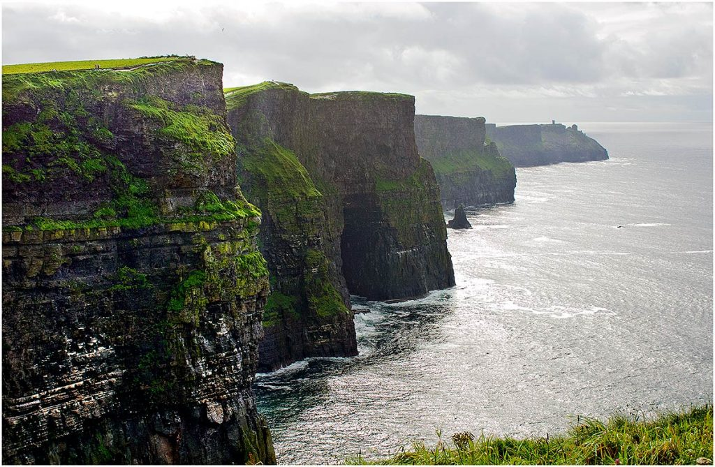 Cliffs of Moher, County Clare (Ierland, sep.2012)