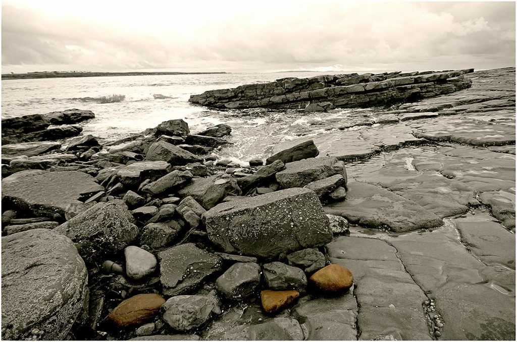 Spanish Point, County Clare (Ierland, sep.2012)