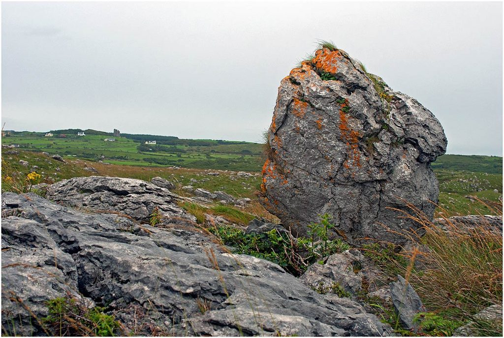 The Burren, County Clare (Ierland, sep.2012)