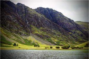 Loch Achtriochtan, Glen Coe (Schotland, sep.2013)