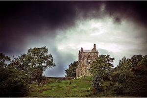Carnasserie Castle, Kilmartin (Schotland, sep.2013)