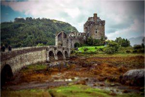 Eilean Donan Castle, Dornie (Schotland, sep.2013)