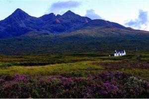 Allt Dearg Mor, Isle of Skye (Schotland, sep.2013)