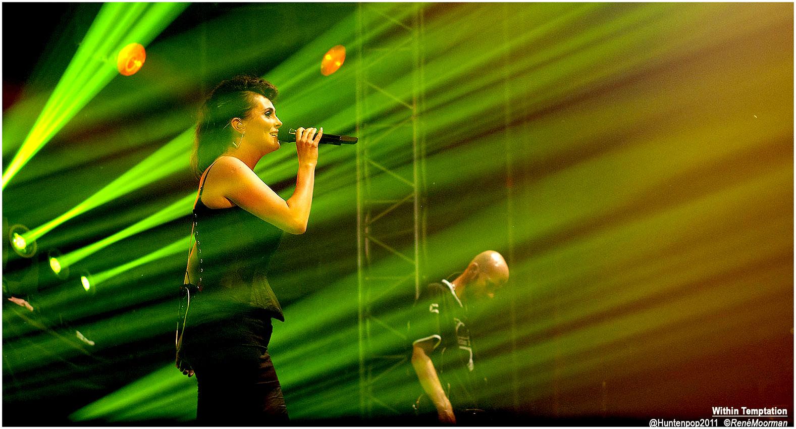 Within Temptation, Huntenpop 2011