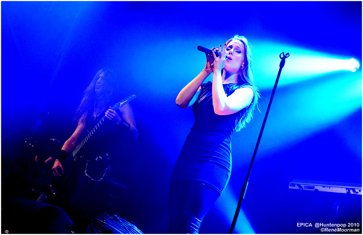 Epica, Huntenpop 2010