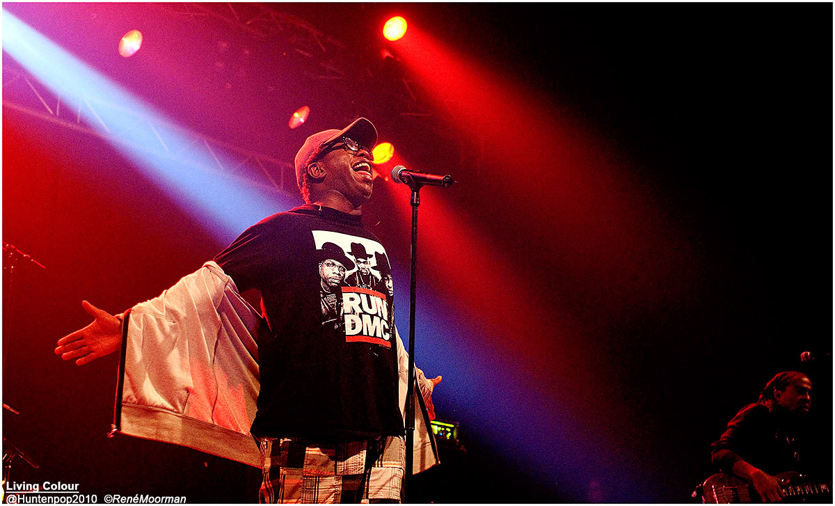 Living Colour, Huntenpop 2010