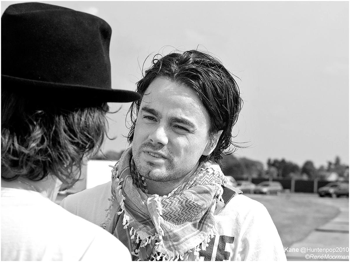 Kane, Backstage Huntenpop 2010