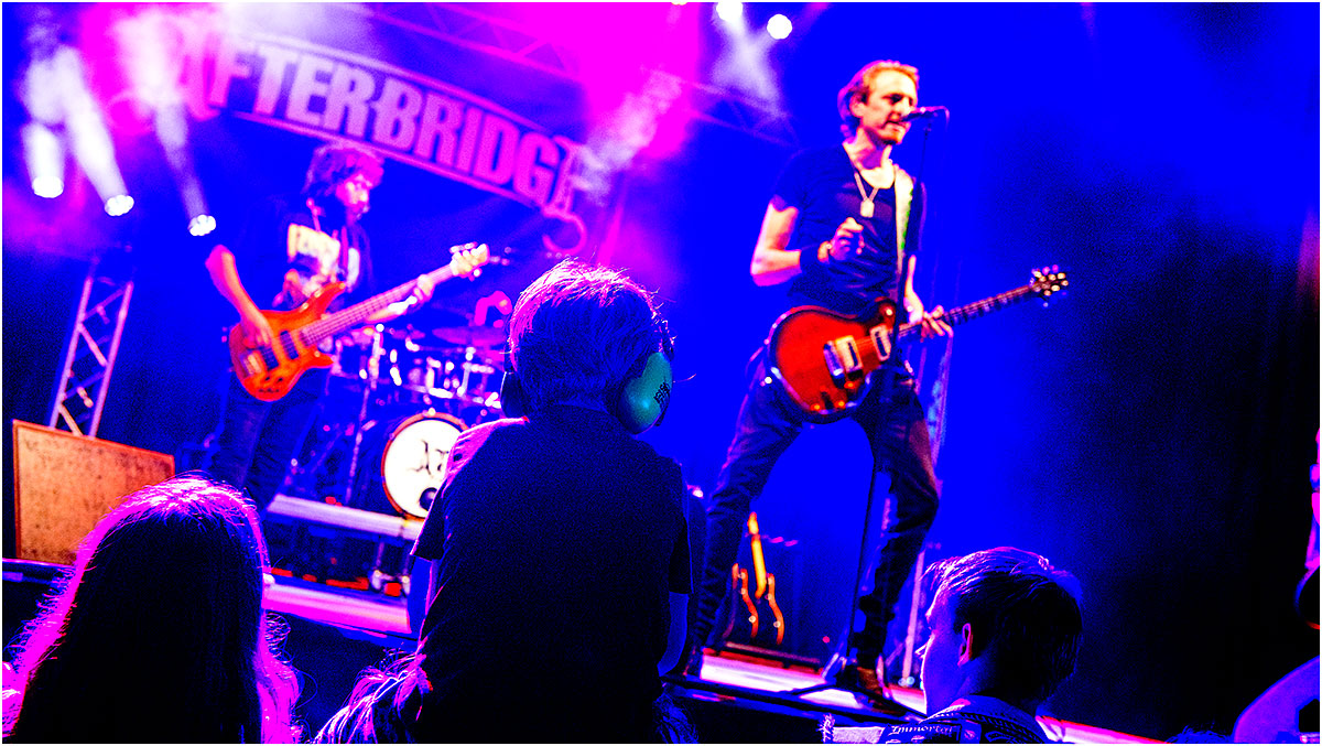 AlterBridge by AfterBridge, Huntenpop vrijdagavond 12-08-2016