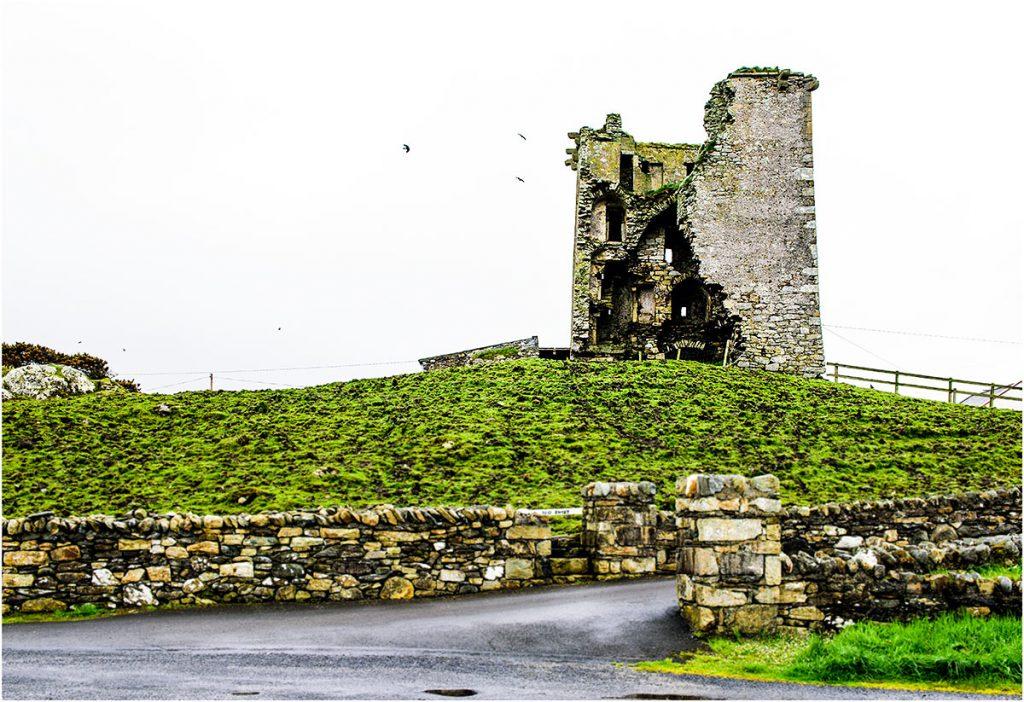 Rinvyle Castle, Connemara, County Galway