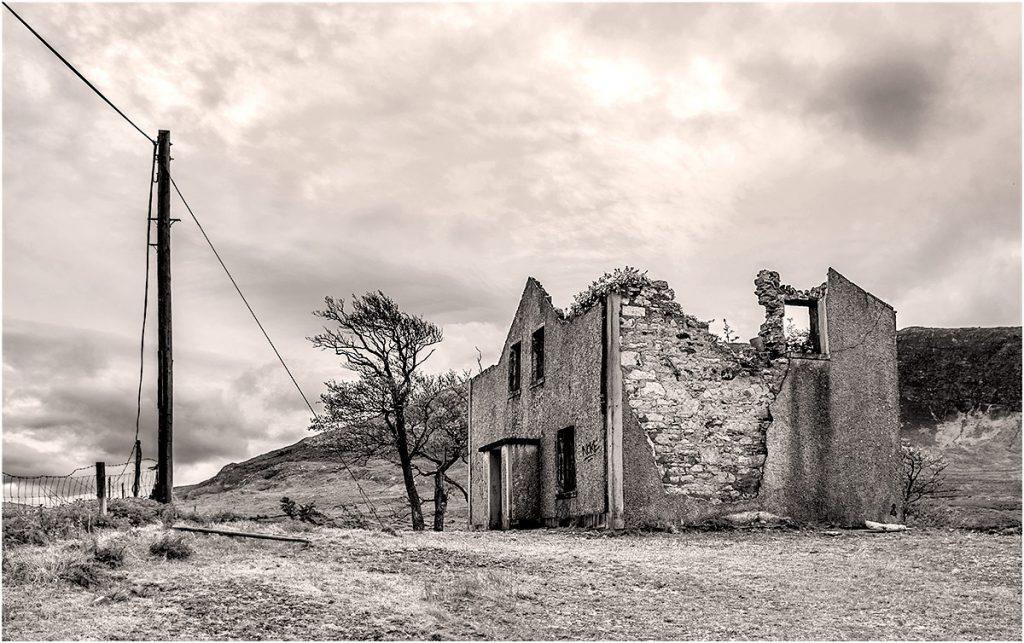 Maam, Connemara, County Galway