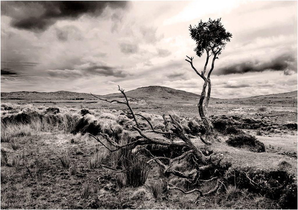 Maam Cross, Connemara, County Galway