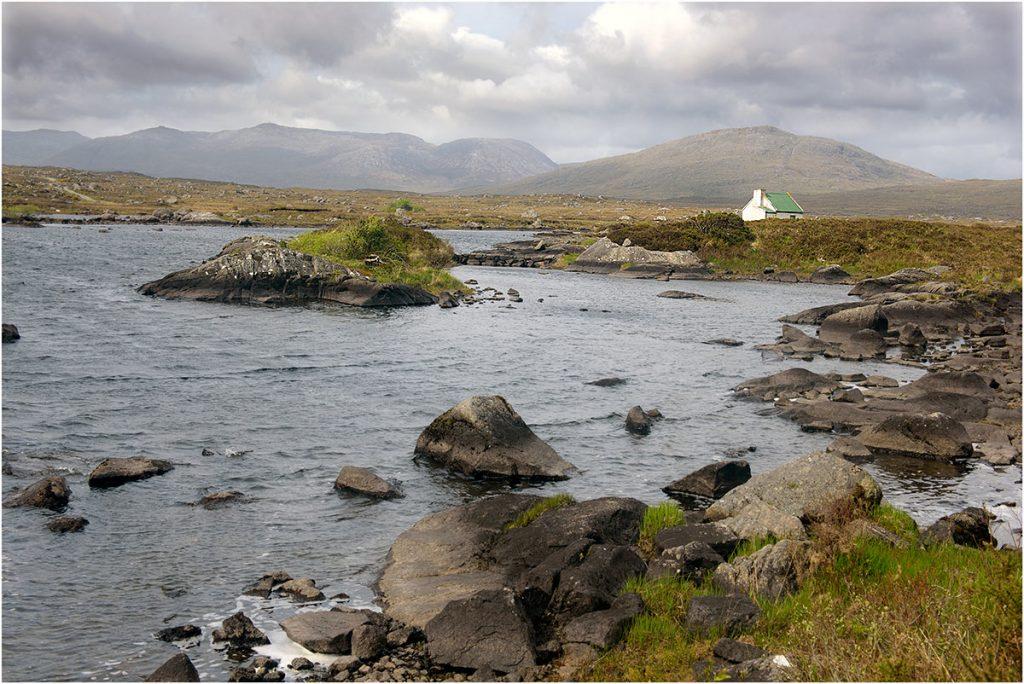 Inverbeg Lough, Connemara, County Galway
