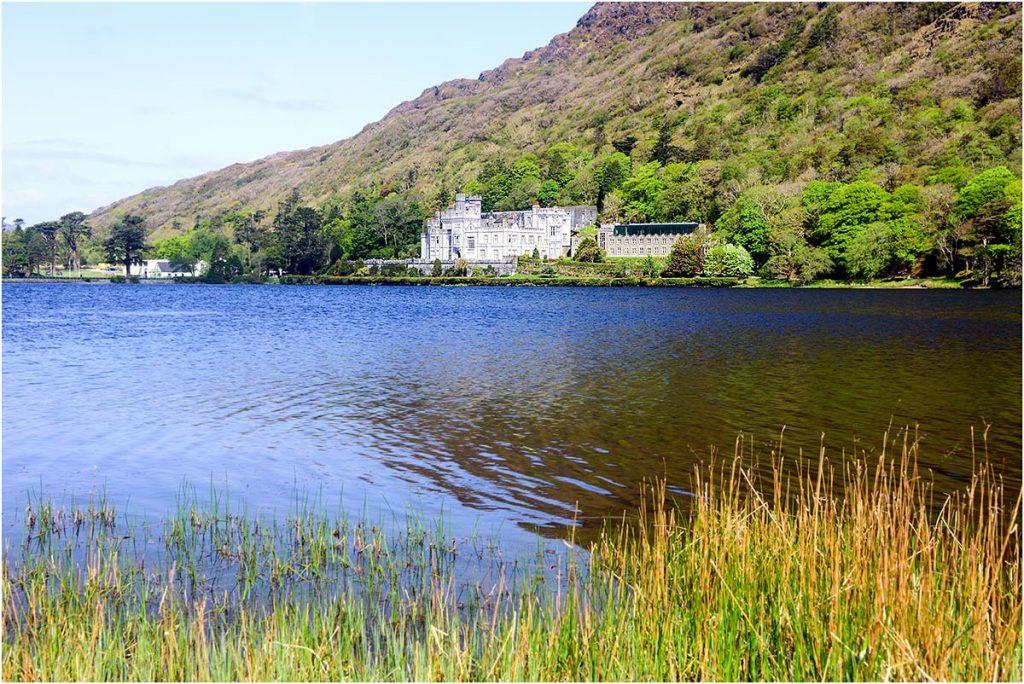 Kylemore Abbey, Connemara, County Galway