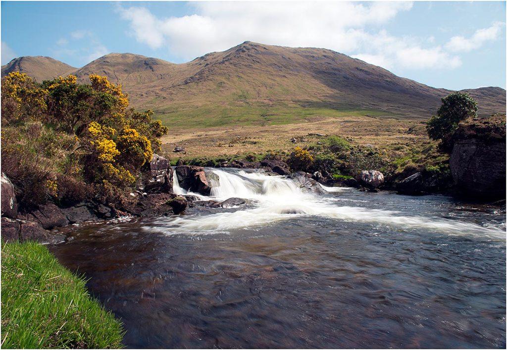 Bundoragha River, Murrisk, County Mayo