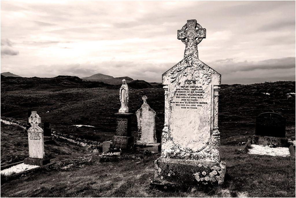 Lag, Malin Head, Inishowen, County Donegal