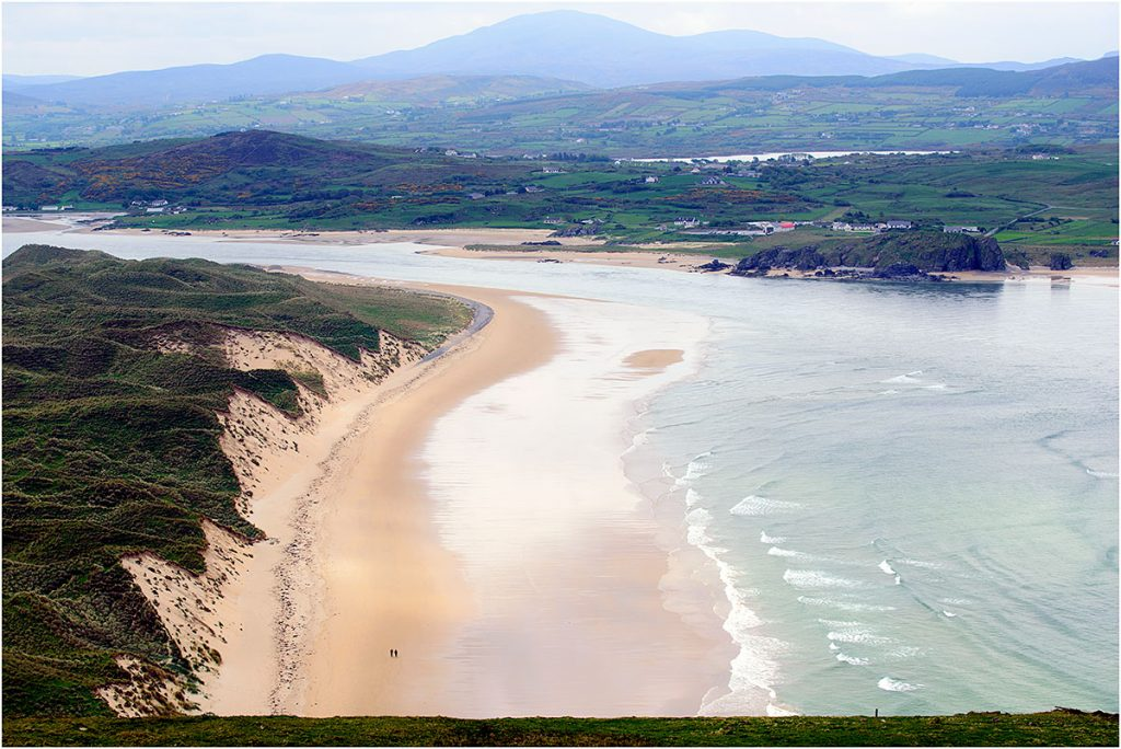 Five Finger Strand, Malin Head, Inishowen, County Donegal