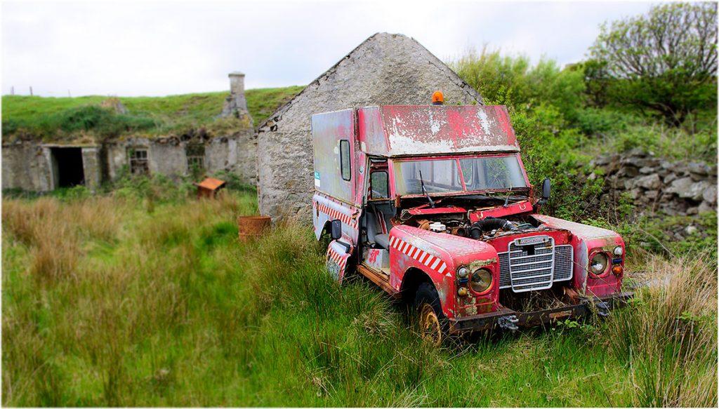Malin Head, Inishowen, County Donegal