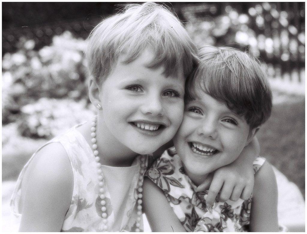 Stefanie & Manon (1995) (orig. analoog)