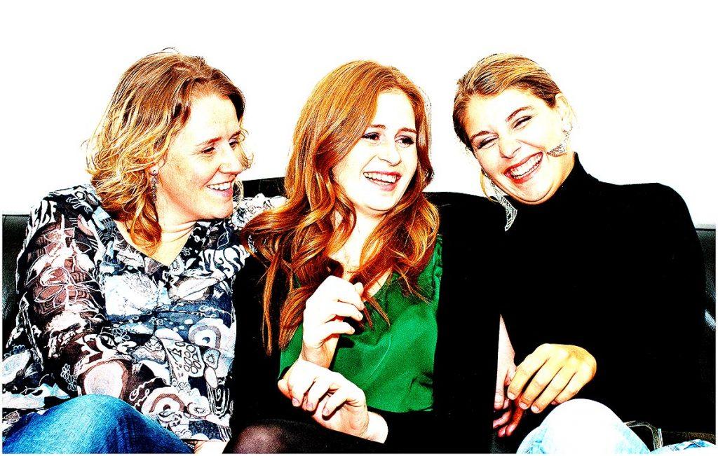 Zusjes Ross (dec. 2011)
