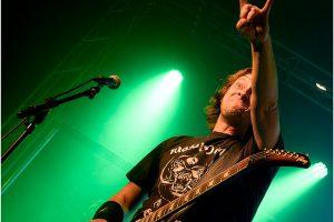 Imitallica (Metallica tribute), Huntenpop vrijdagavond 10 -08-2018