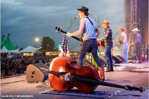 The Hillbilly Moonshiners, Huntenpop vrijdagavond 10 -08-2018