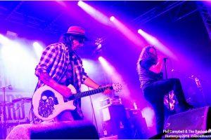 Phil Campbell & The Bastard Sons, Huntenpop zaterdagavond 11-08-2018