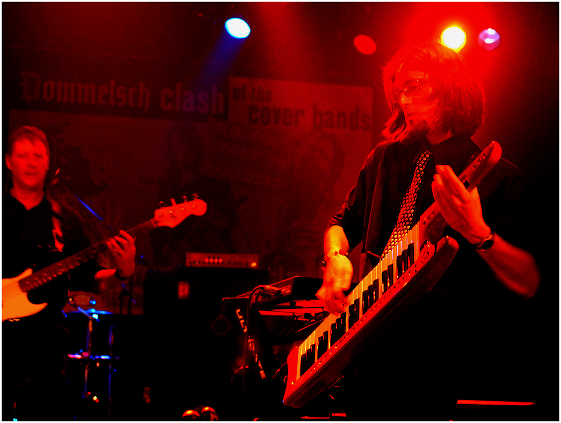 Awakening @Clash of the Coverbands (juli 2007)