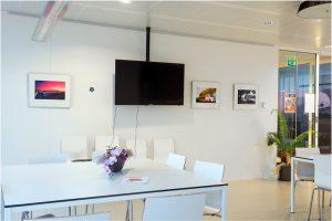 Politiebureau Doetinchem, kantine 1e etage