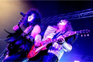 Kissterious (Kiss tribute) @Huntenpop 02-08-2019   [H9V_0051www]