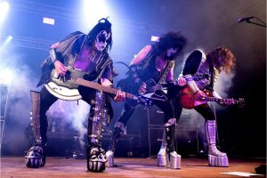 Kissterious (Kiss tribute) @Huntenpop 02-08-2019  [H9V_0066www]
