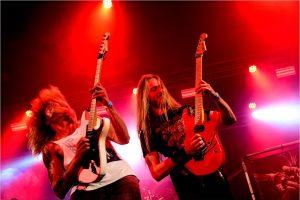 Up the Irons (Iron Maiden tribute) @Huntenpop 02-08-2019  [H9V_0270www]