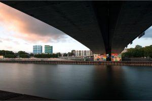 Arnhem-under the bridge (John Frostbrug) [SE9_0109]