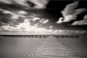 Lelystad, Markermeer vanaf de Oostvaardersdijk (30-4-2020) Nikon D750; ISO100; 30sec.; f/11; 16mm. [AP0_0778ZW]