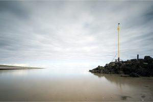 Texel, Waddenzee bij Oudeschild [TX0_0103www]