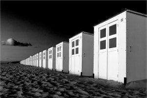 Texel, Noordzeestrand bij Strandpaviljoen Paal 28 [TX0_0148ZWwww]