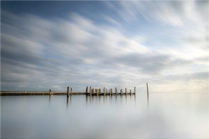 Texel, Haventje van Sil aan de Waddenzee bij De Cocksdorp [TX0_0303www]