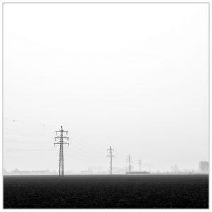 """""""Strommasten groß"""",  Praest (D)"""